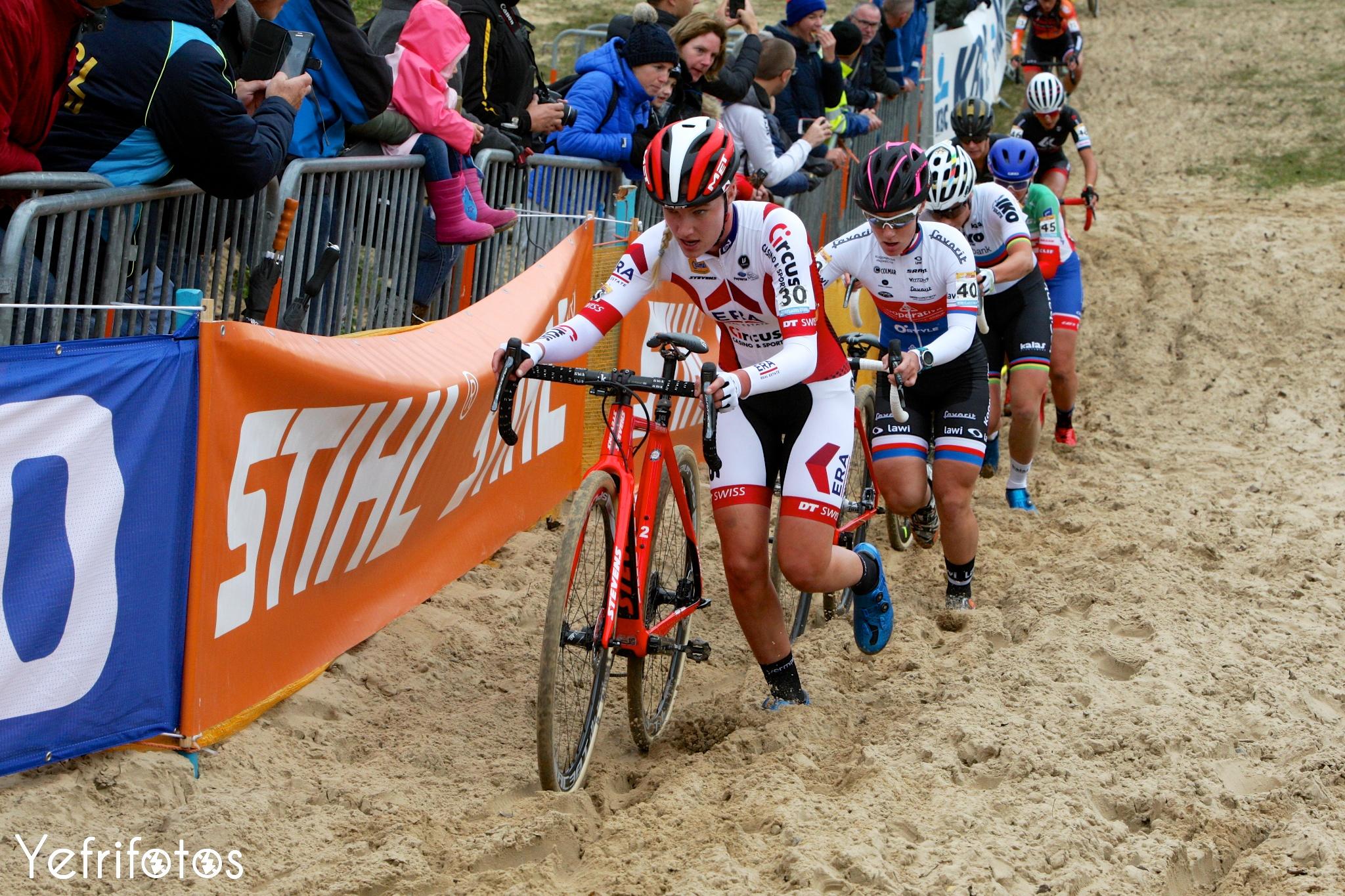 Koksijde - UCI Cyclocross World Cup - Annemarie Worst