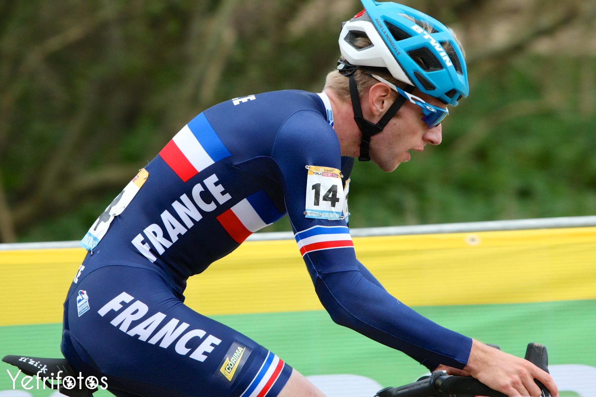 Koksijde -UCI Cyclocross World Cup - Benjamin Rivet