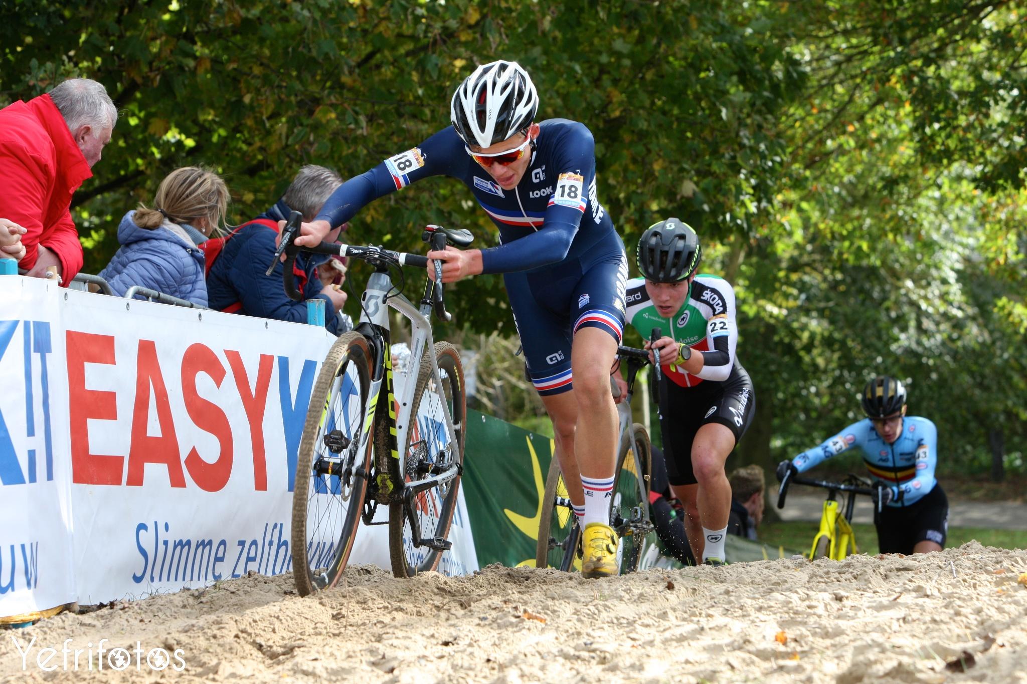 Koksijde - UCI Cyclocross World Cup - Eddy Finé
