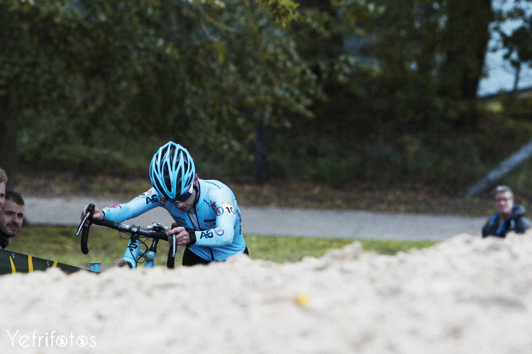 Koksijde - UCI Cyclocross World Cup - Eli Iserbyt