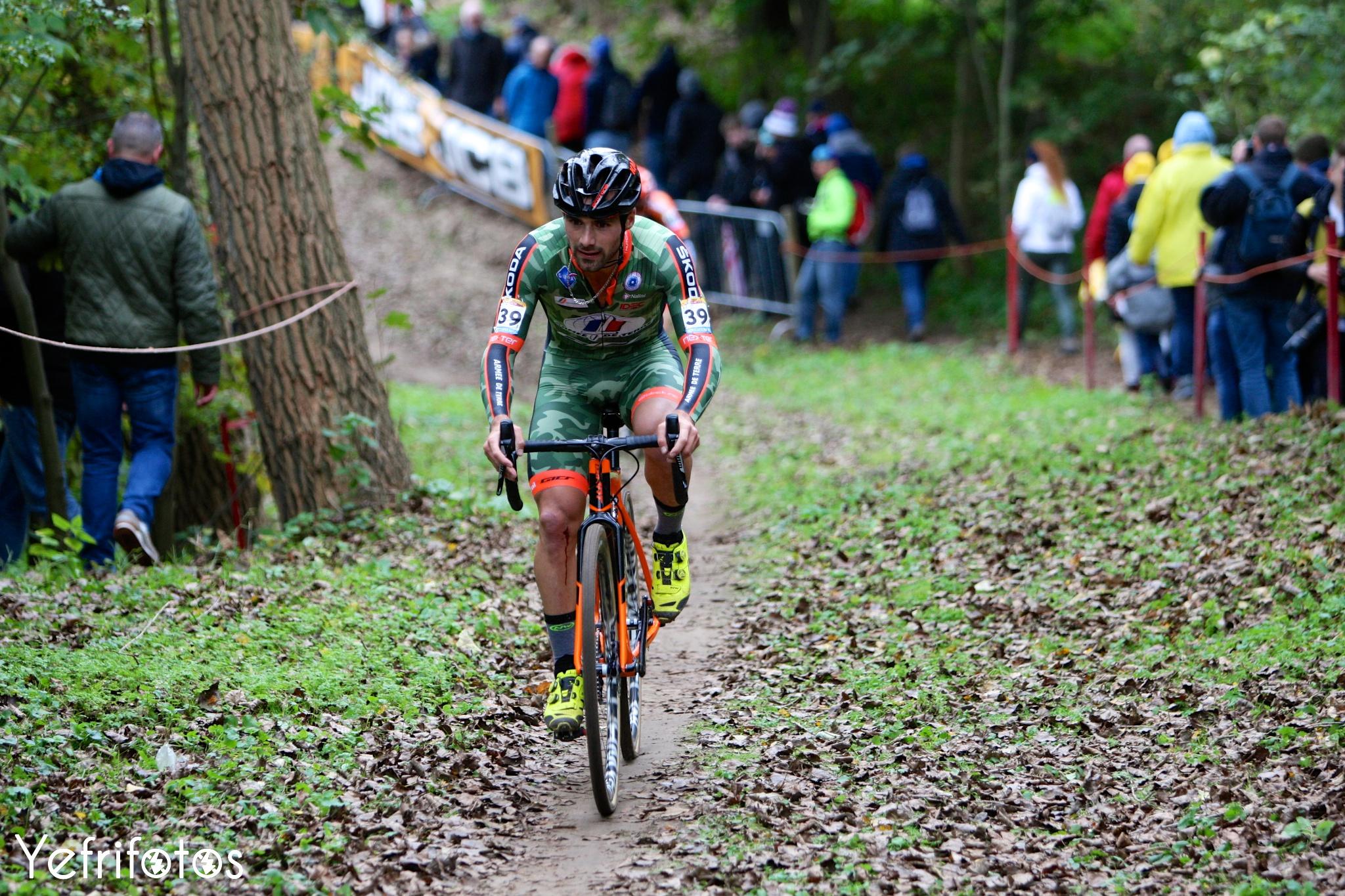 Koksijde - UCI Cyclocross World Cup - Fabien Canal