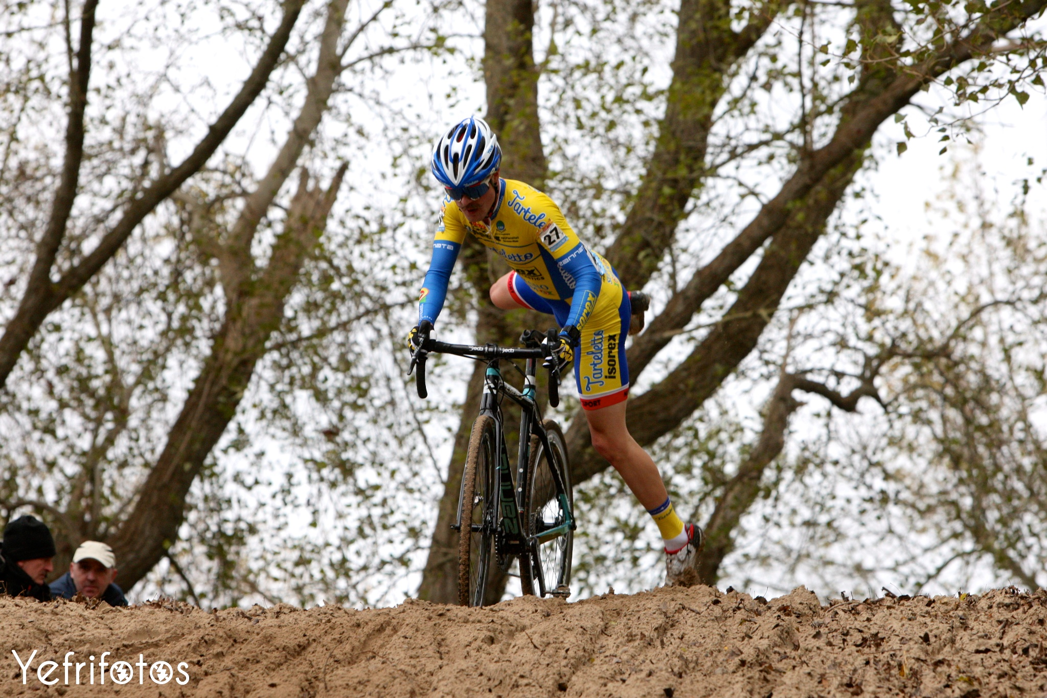 Koksijde - UCI Cyclocross World Cup - Gosse van der Meer