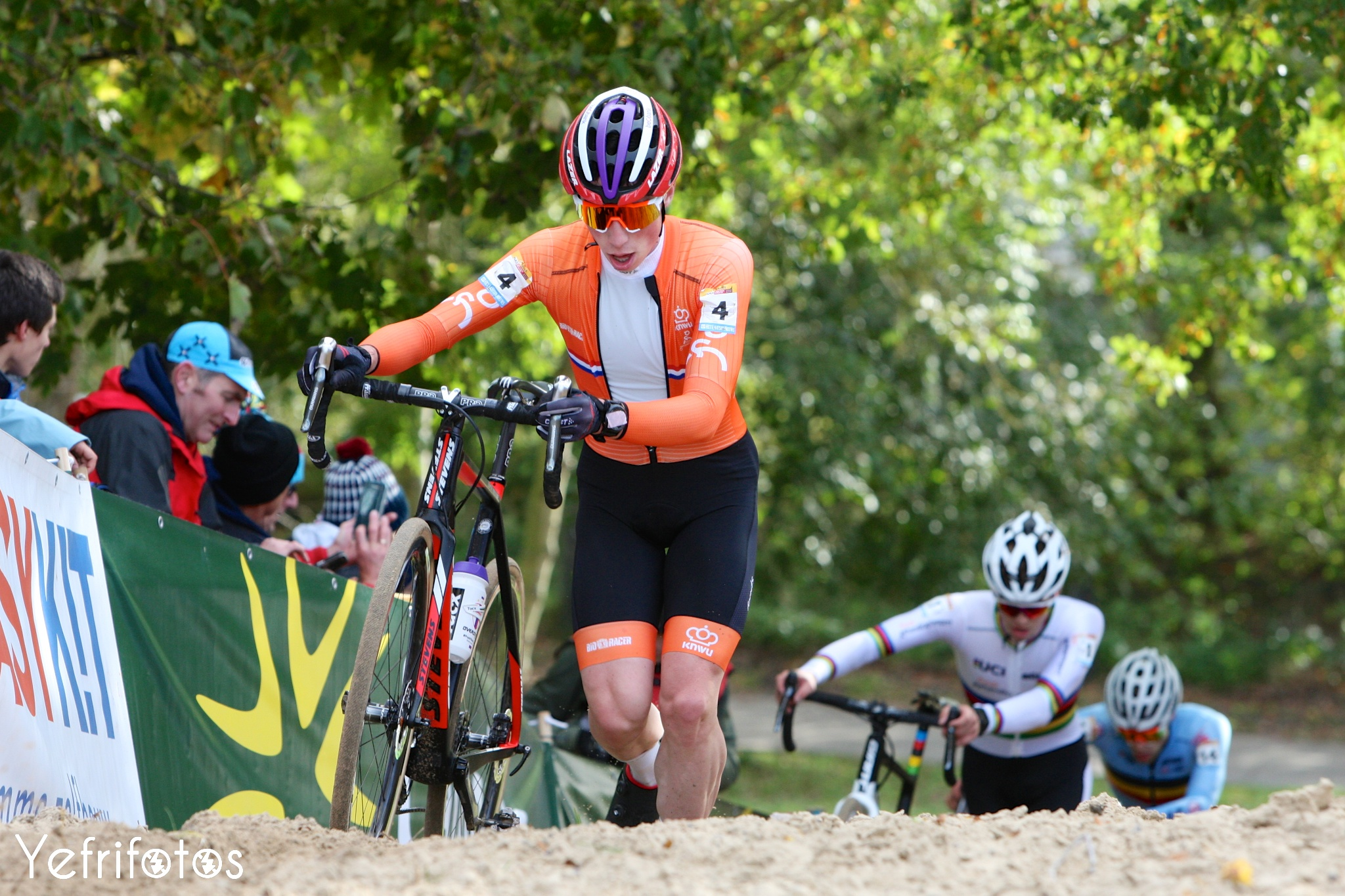 Koksijde - UCI Cyclocross World Cup - Jens Dekker
