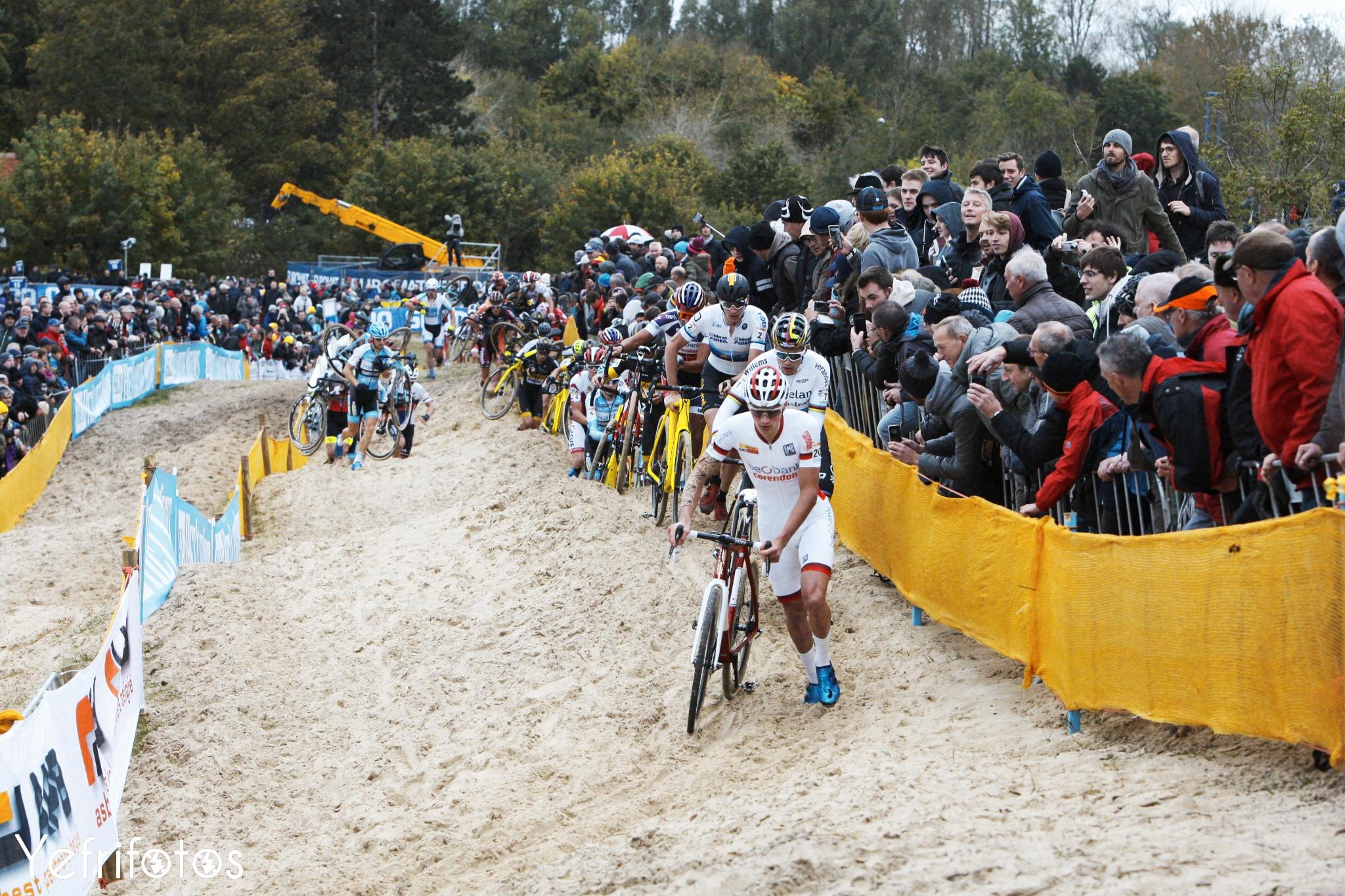 Koksijde - UCI Cyclocross World Cup - Mathieu van der Poel - Peloton