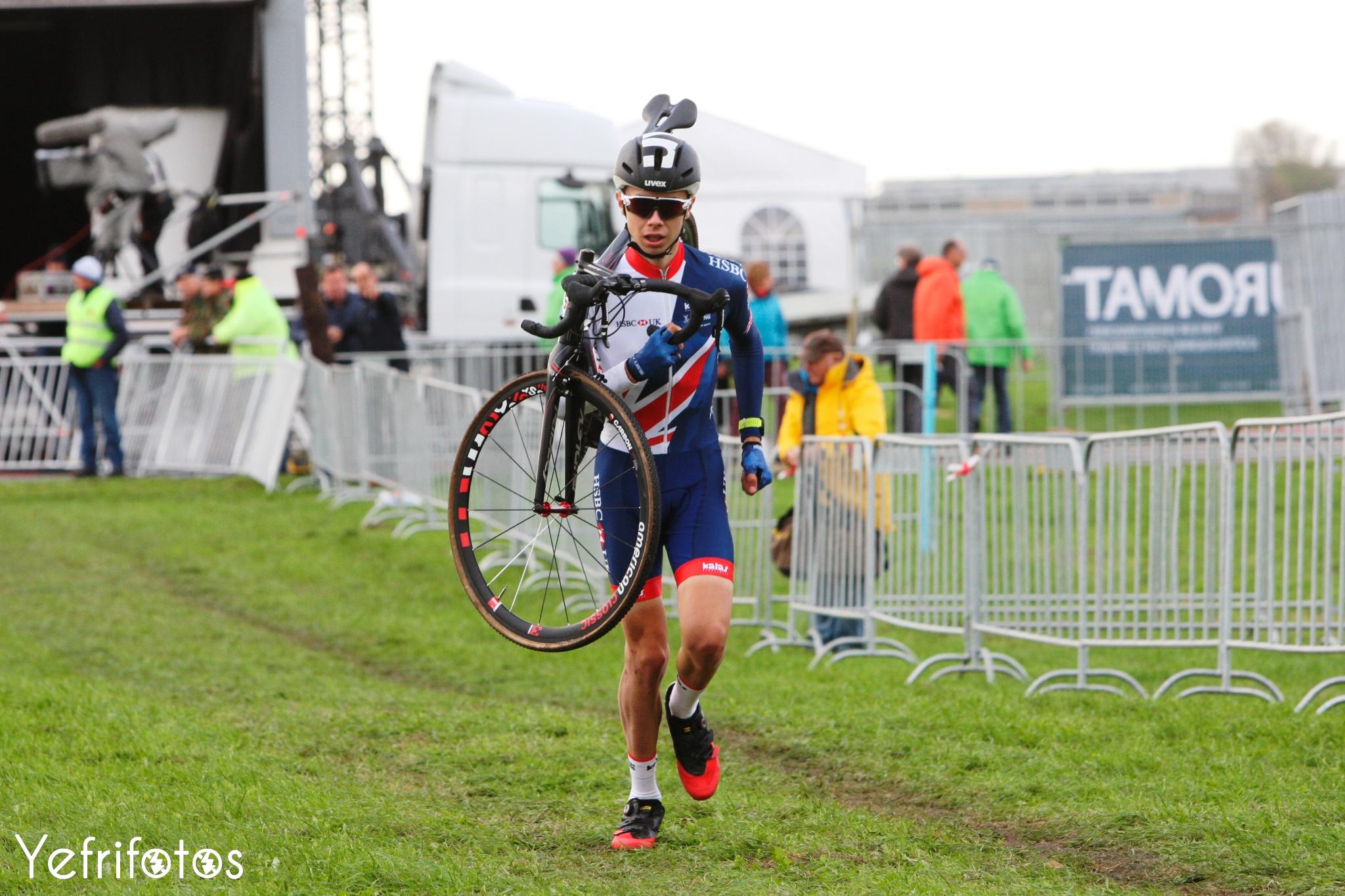 Koksijde -UCI Cyclocross World Cup - Matthew Ellis