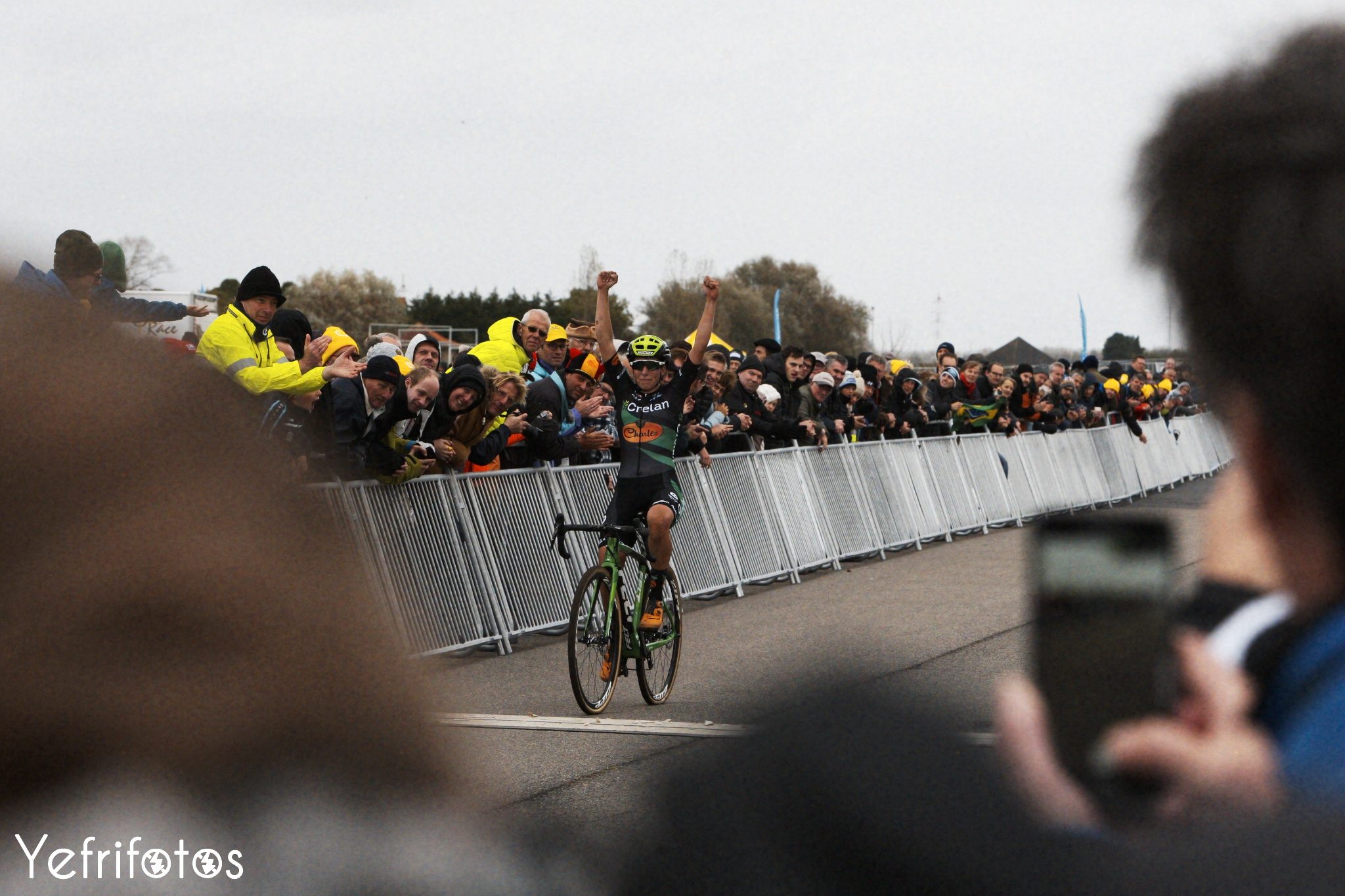 Koksijde - UCI Cyclocross World Cup - Maud Kaptheijns
