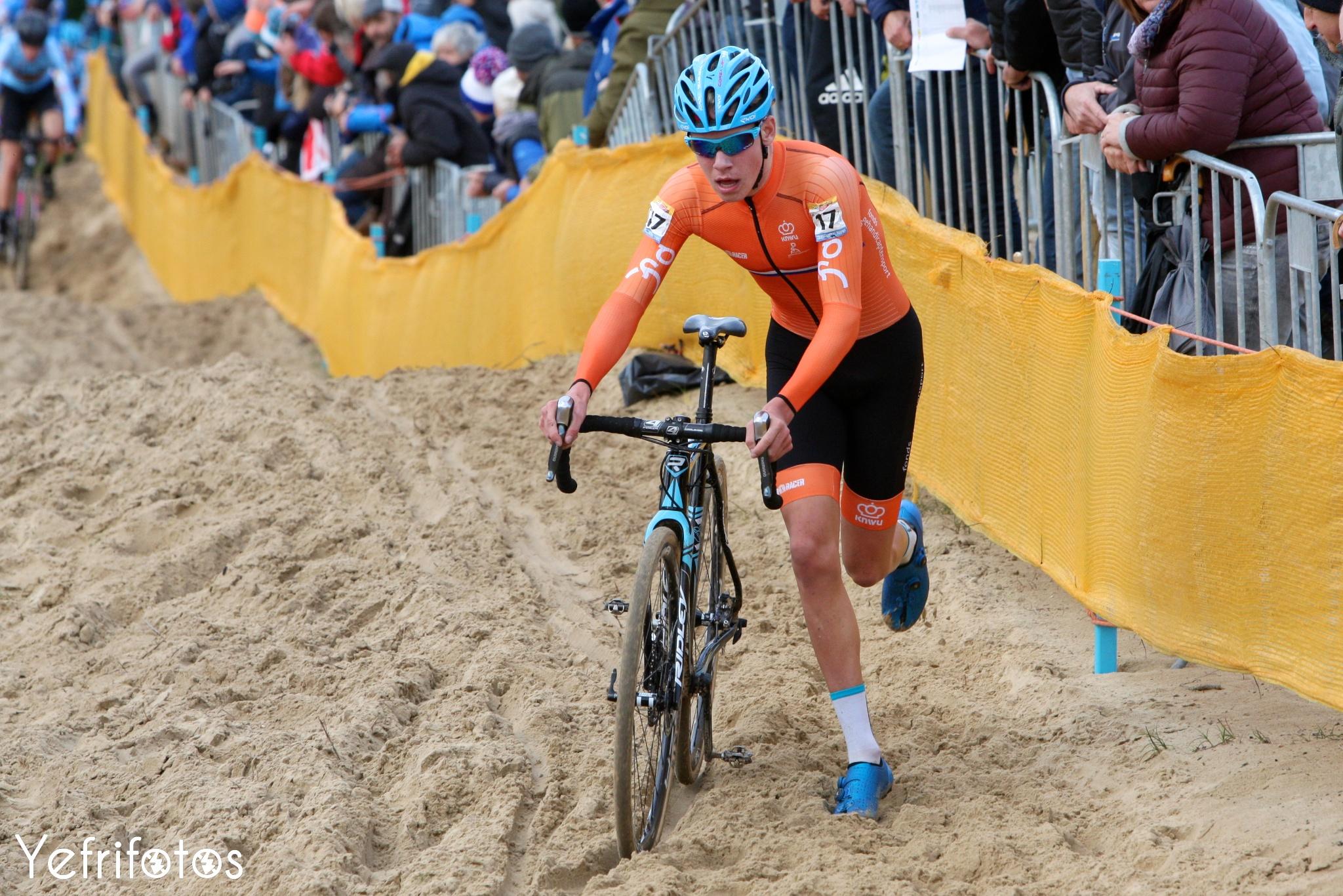 Koksijde - UCI Cyclocross World Cup - Pim Ronhaar