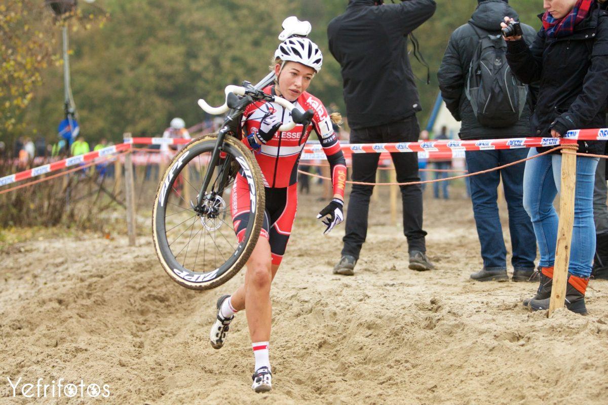 Sophie de Boer - GP Brabant