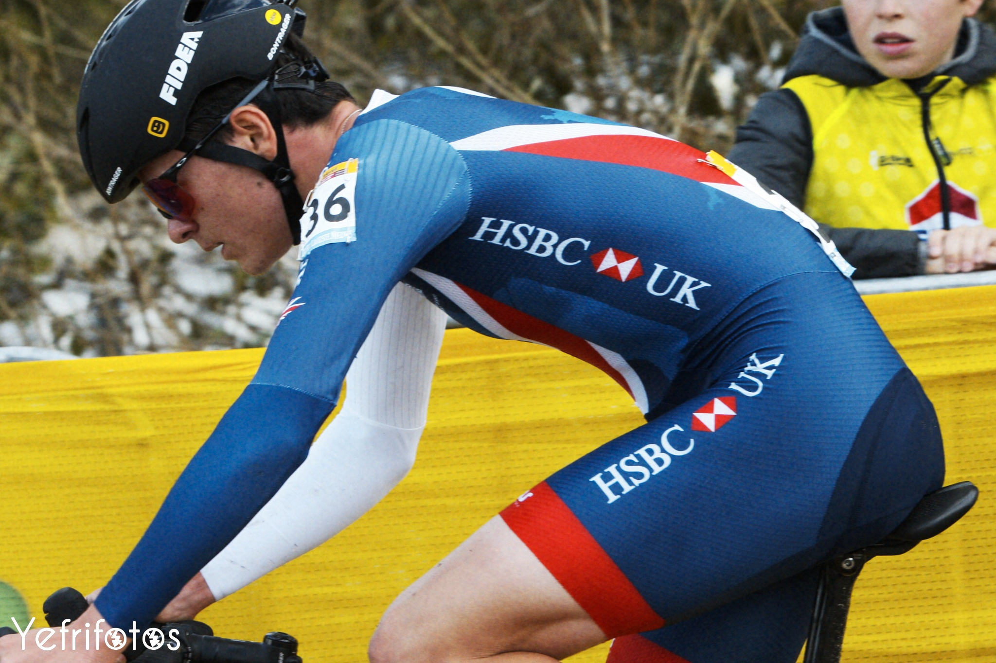 Koksijde - UCI Cyclocross World Cup - Thomas Pidcock