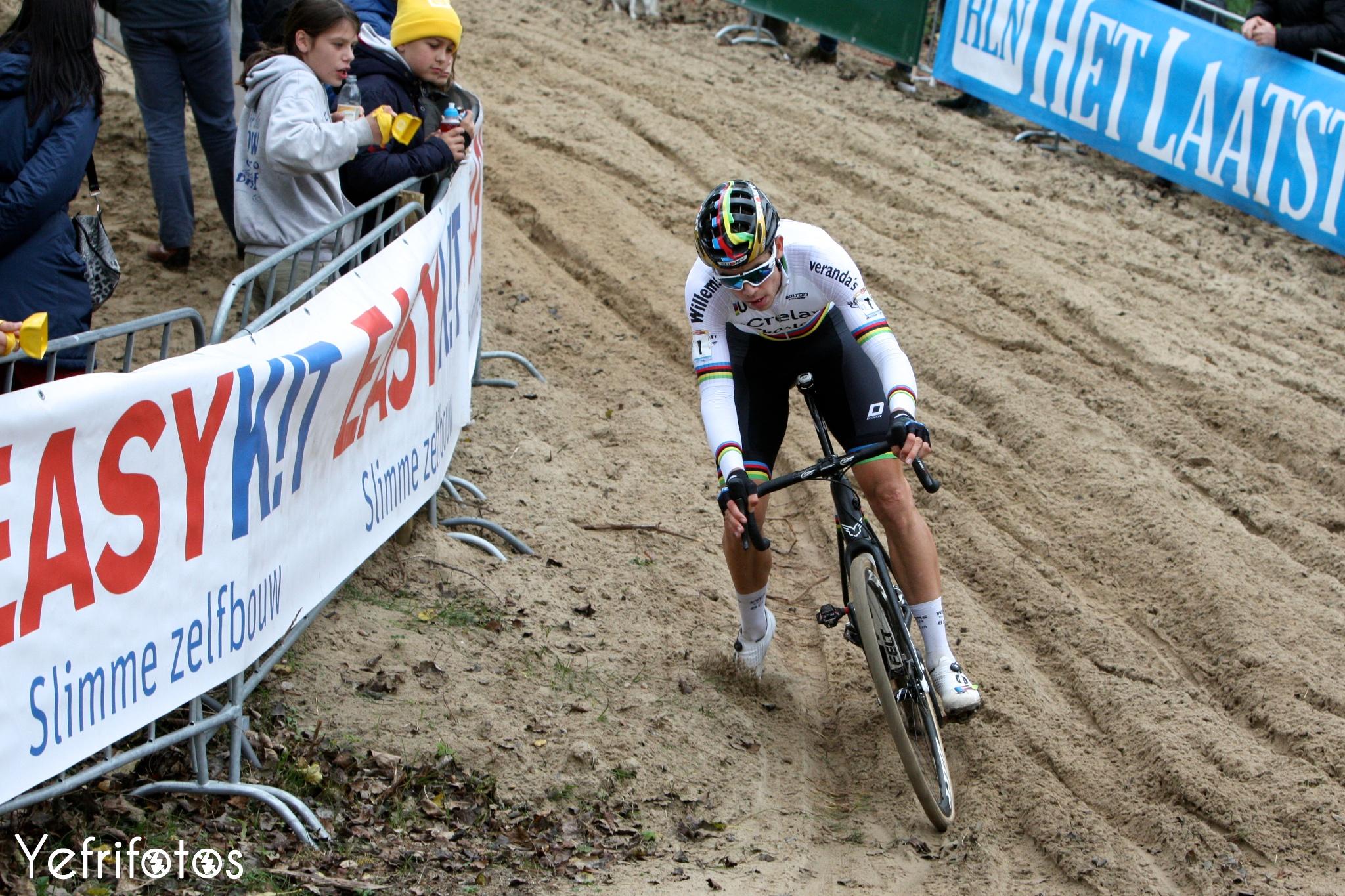 Koksijde - UCI Cyclocross World Cup - Wout van Aert