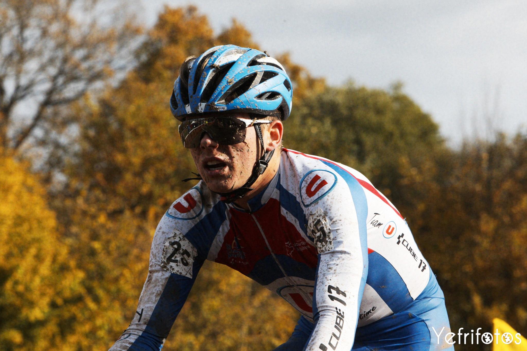 Baptiste Trichot Cyclocross