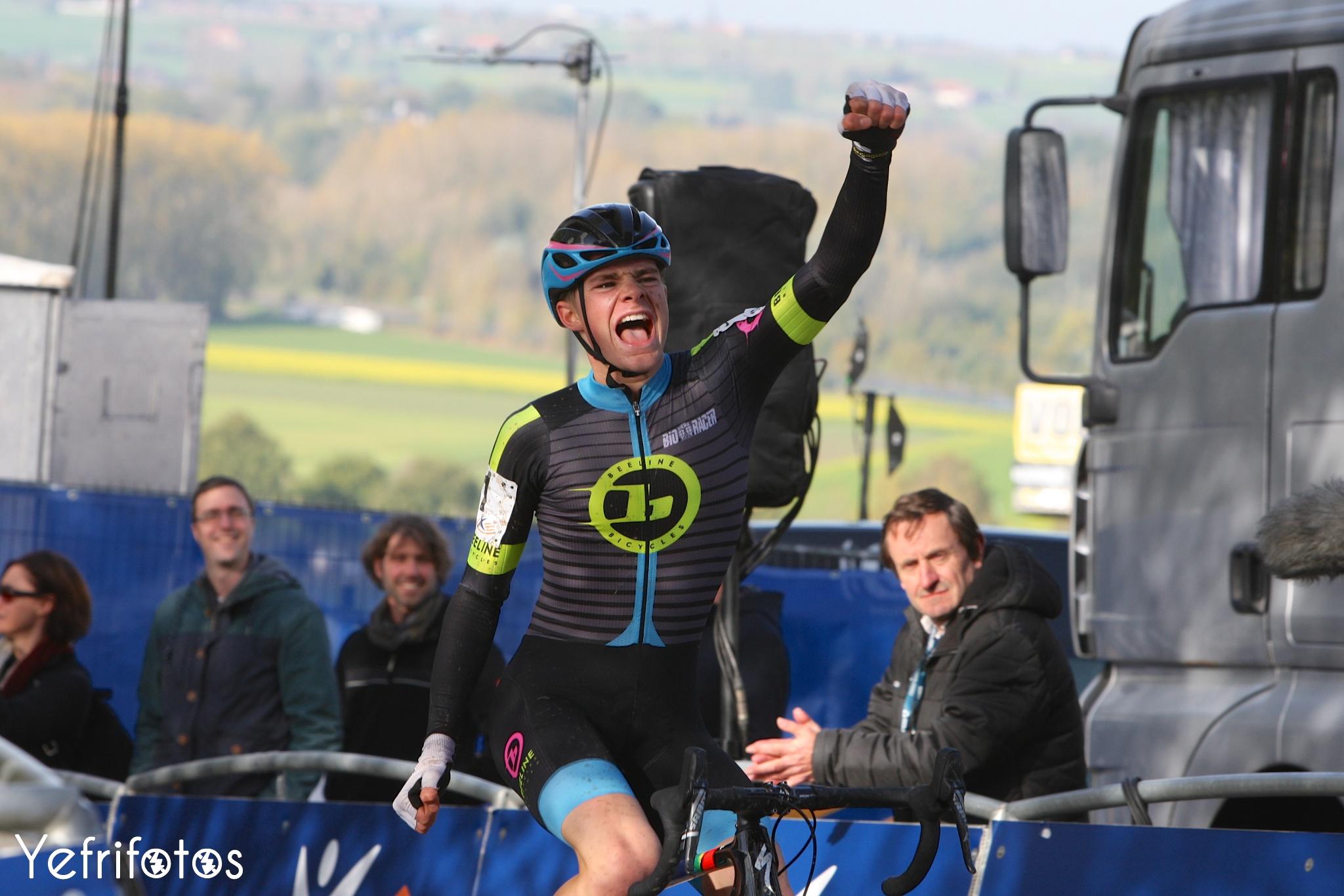 Ben Tulett - Koppenbergcross