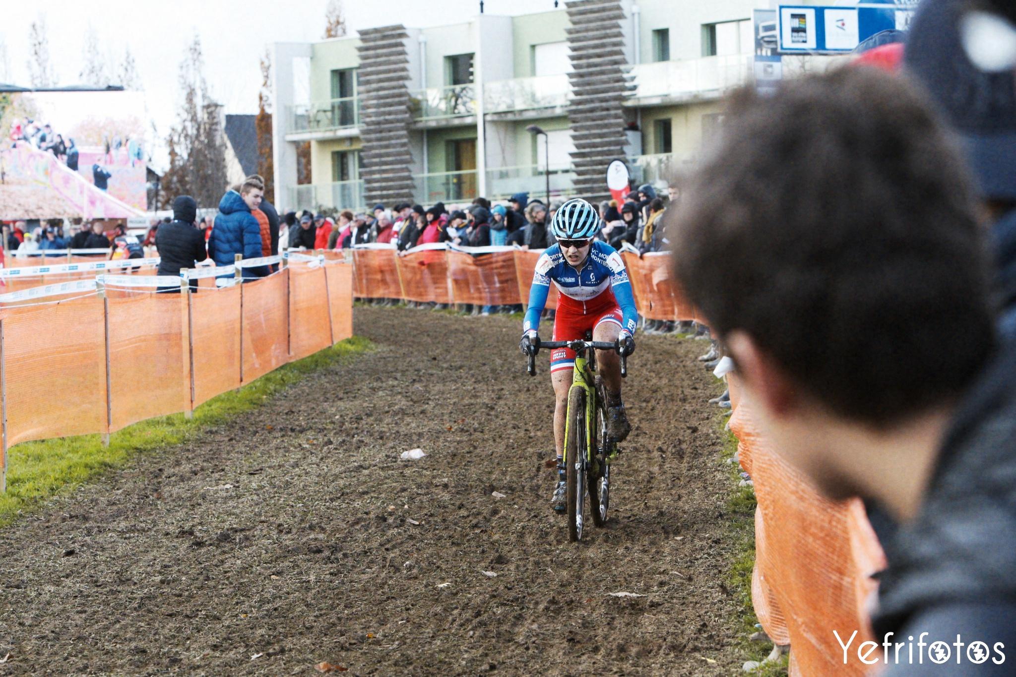 Jade Wiel VC Morteau Montbenoit Cyclocross