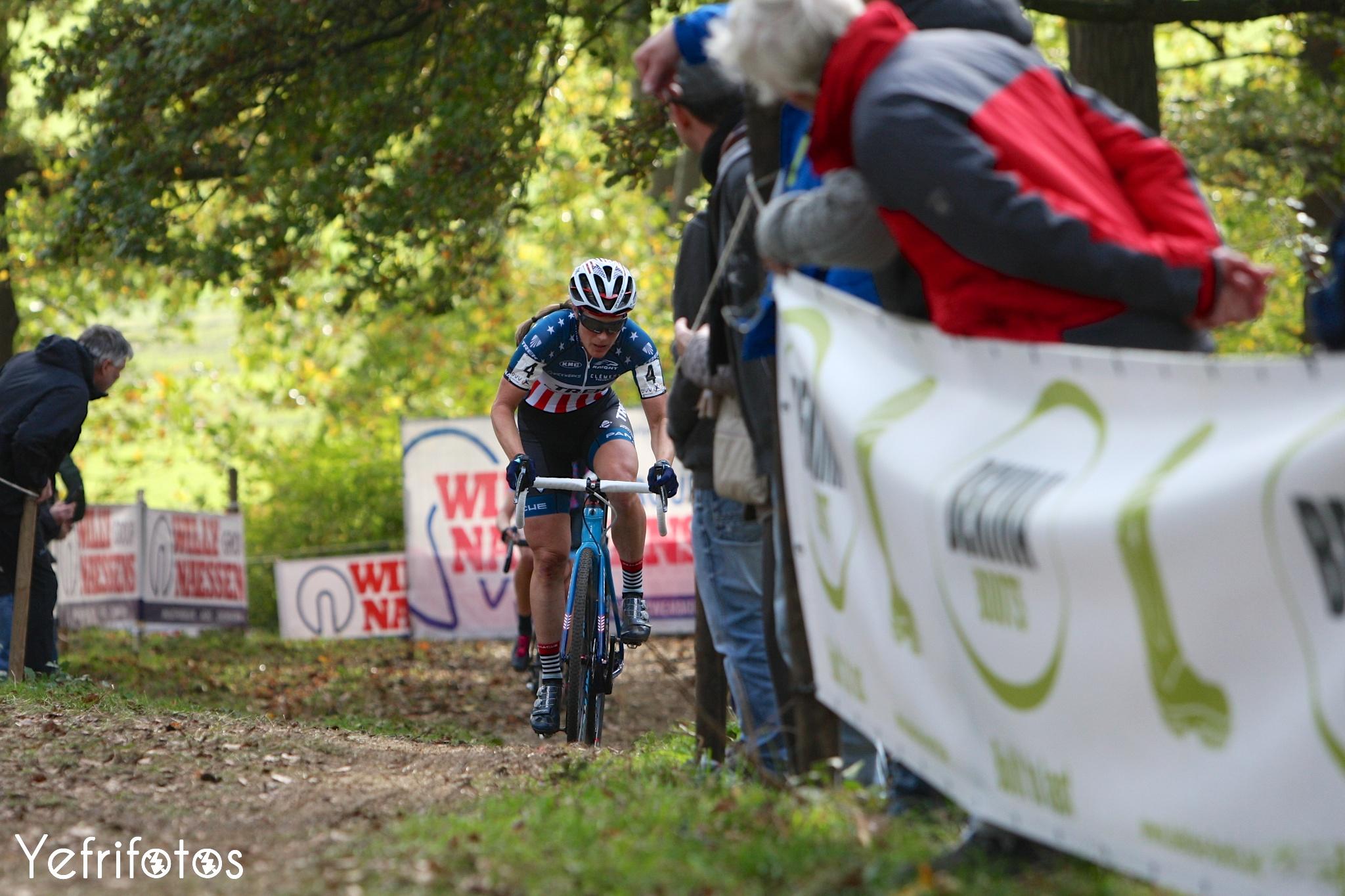 Katie Compton - Koppenbergcross - KFC Racing - Trek - Panache