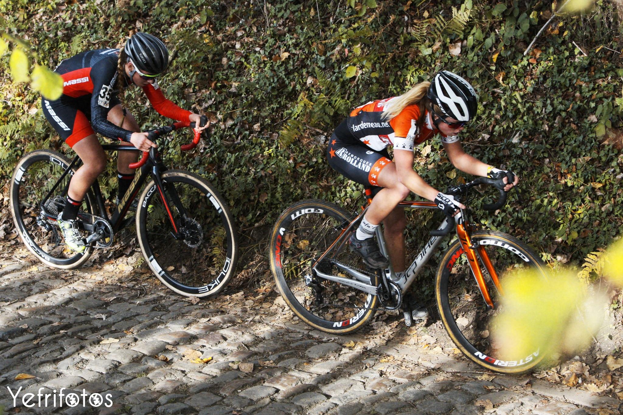 Pasquine Vandermouten - Team Massi - Maina Galand - Koppenbergcross