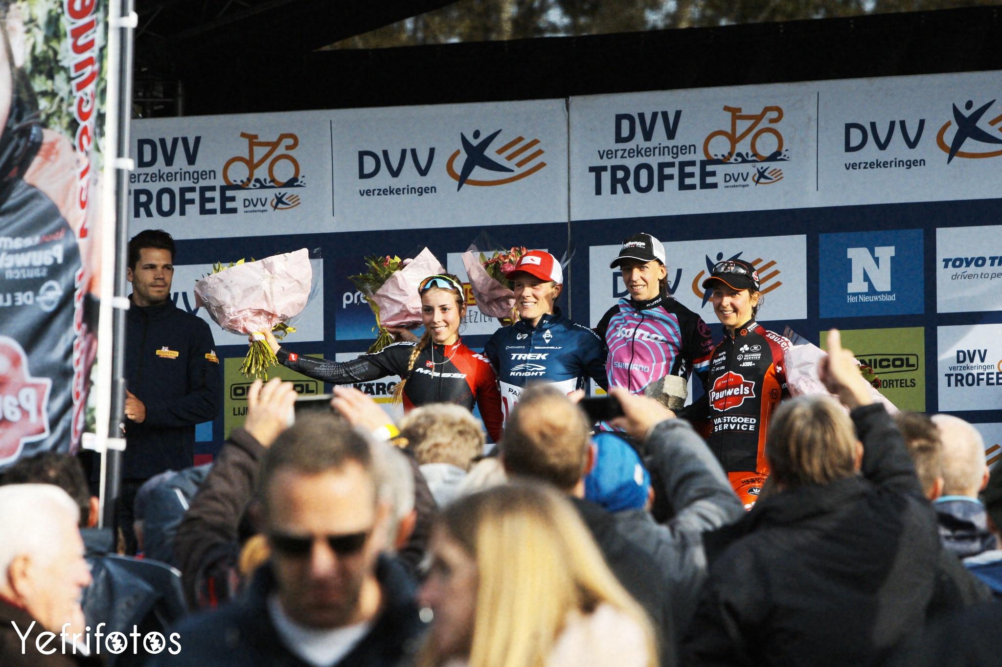 Podium Femme - Koppenbergcross