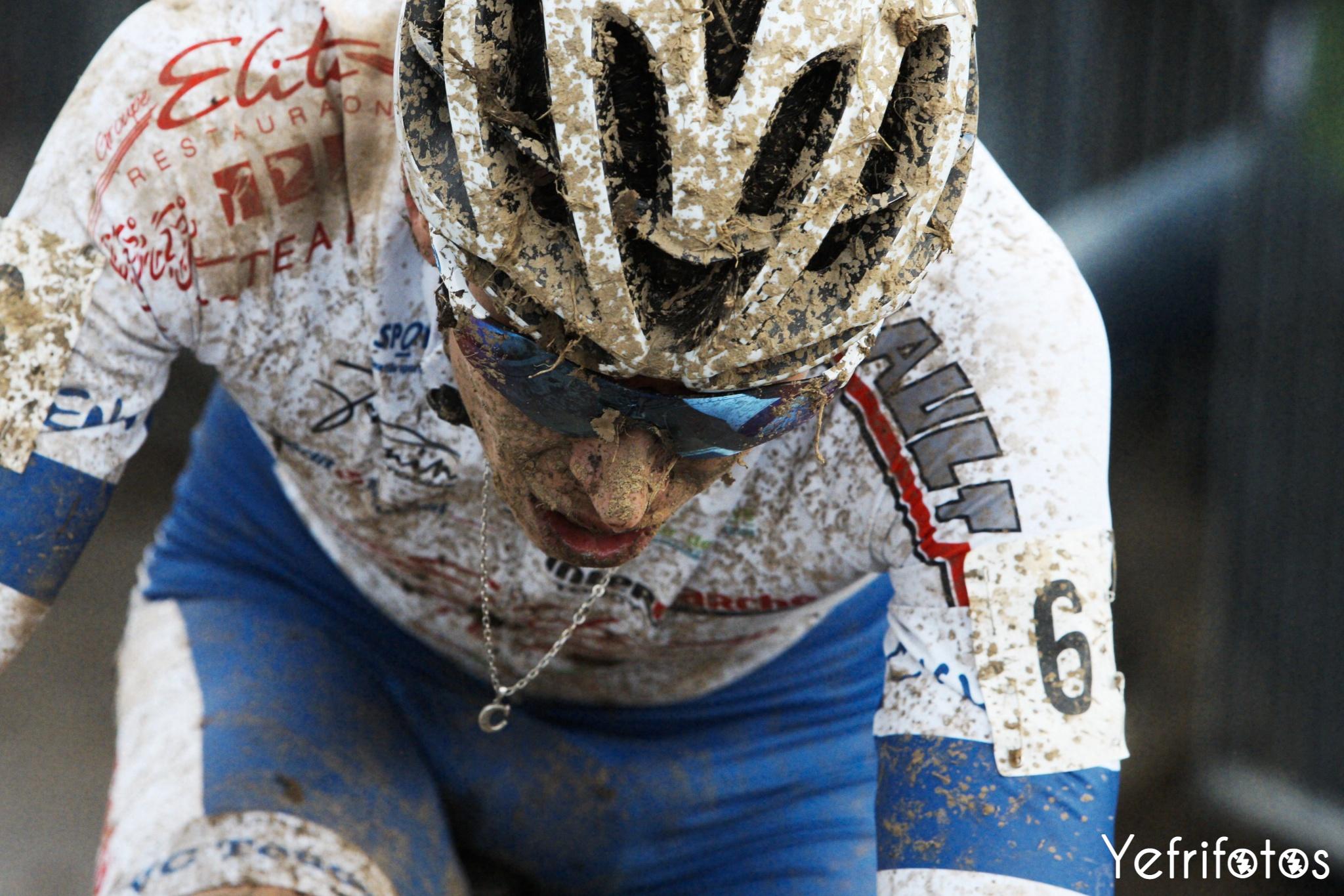 Quentin Navarro Cyclocross La Mézière