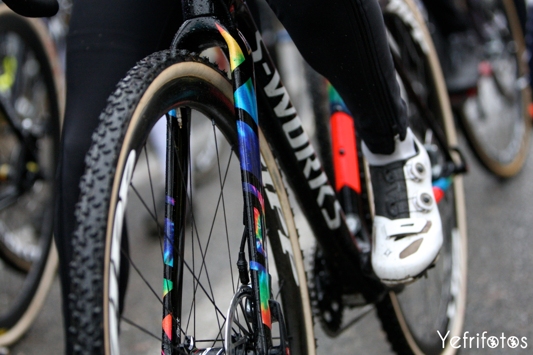 S-WORKS - Specialized - Boels Dolmans - Coupe de France Cyclocross Jablines