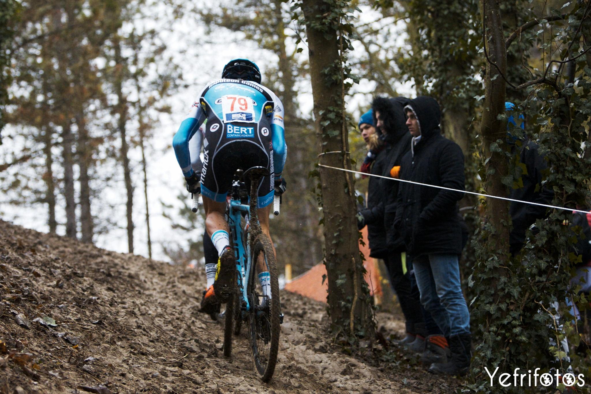 Dieter Vanthourenhout - Marlux Napoleon Games - Coupe de France Cyclocross Jablines