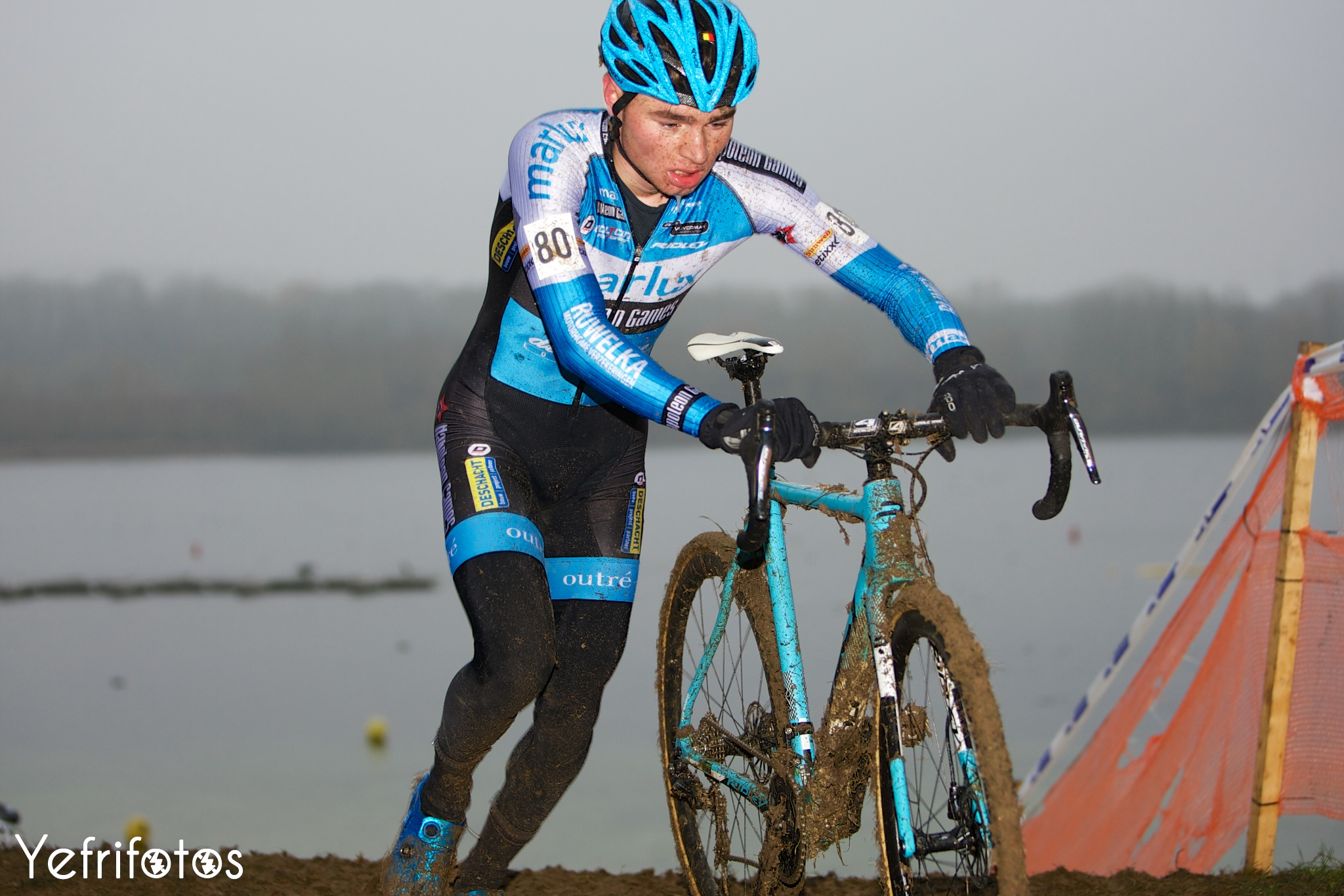 Gianni Siebens - Marlux Napoleon Games - Coupe de France Cyclocross Jablines