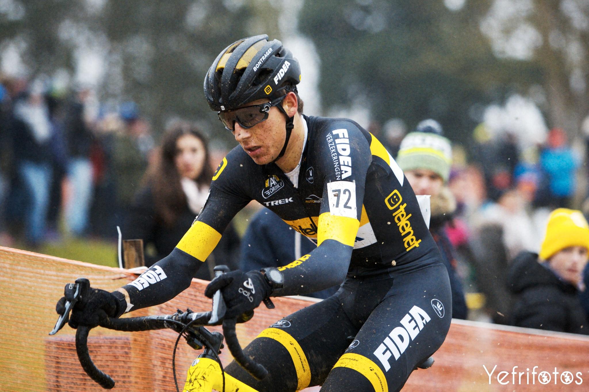 Nicolas Cleppe - Telenet Fidea Lions - Coupe de France Cyclocross Jablines