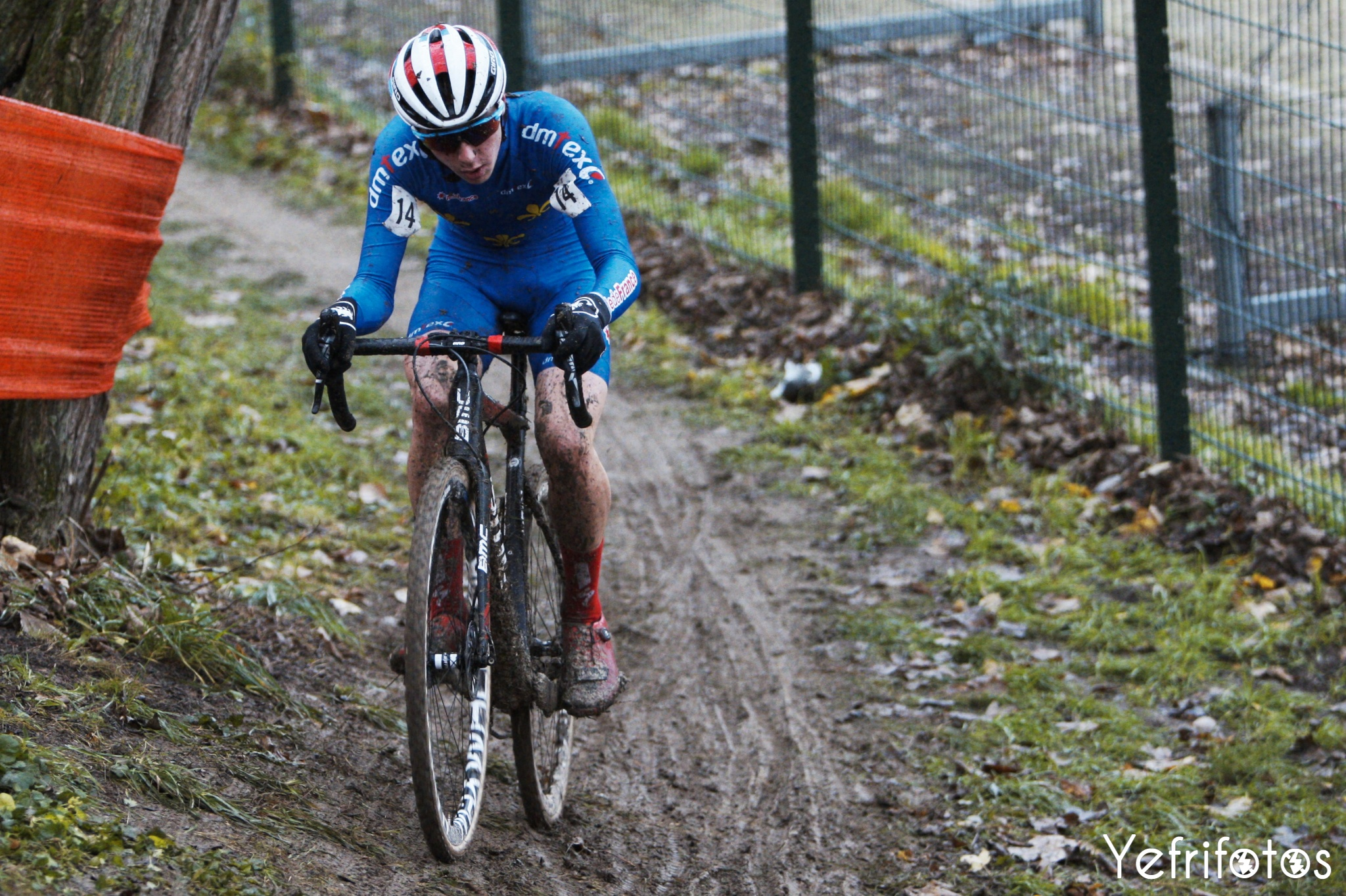 Ronan Auffret - US Metro Transports - Coupe de France Cyclocross Jablines