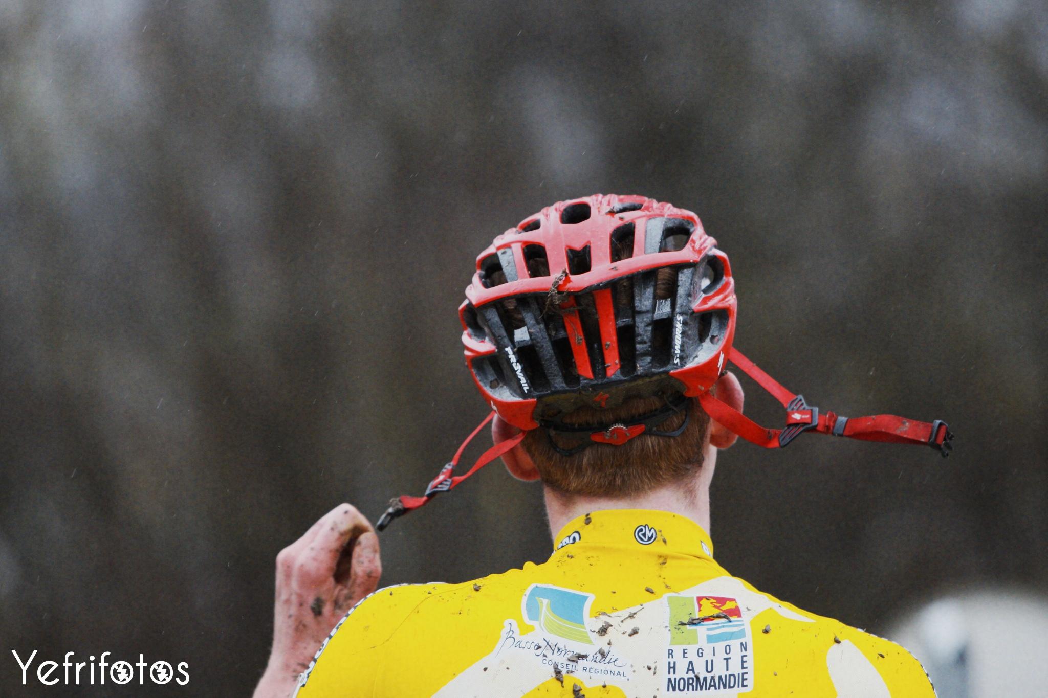 Thibaut Valognes - Coupe de France Cyclocross Jablines