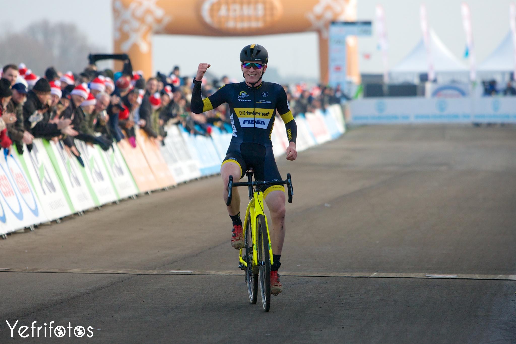 Thijs Aerts - Telenet Fidea Lions - Victoire