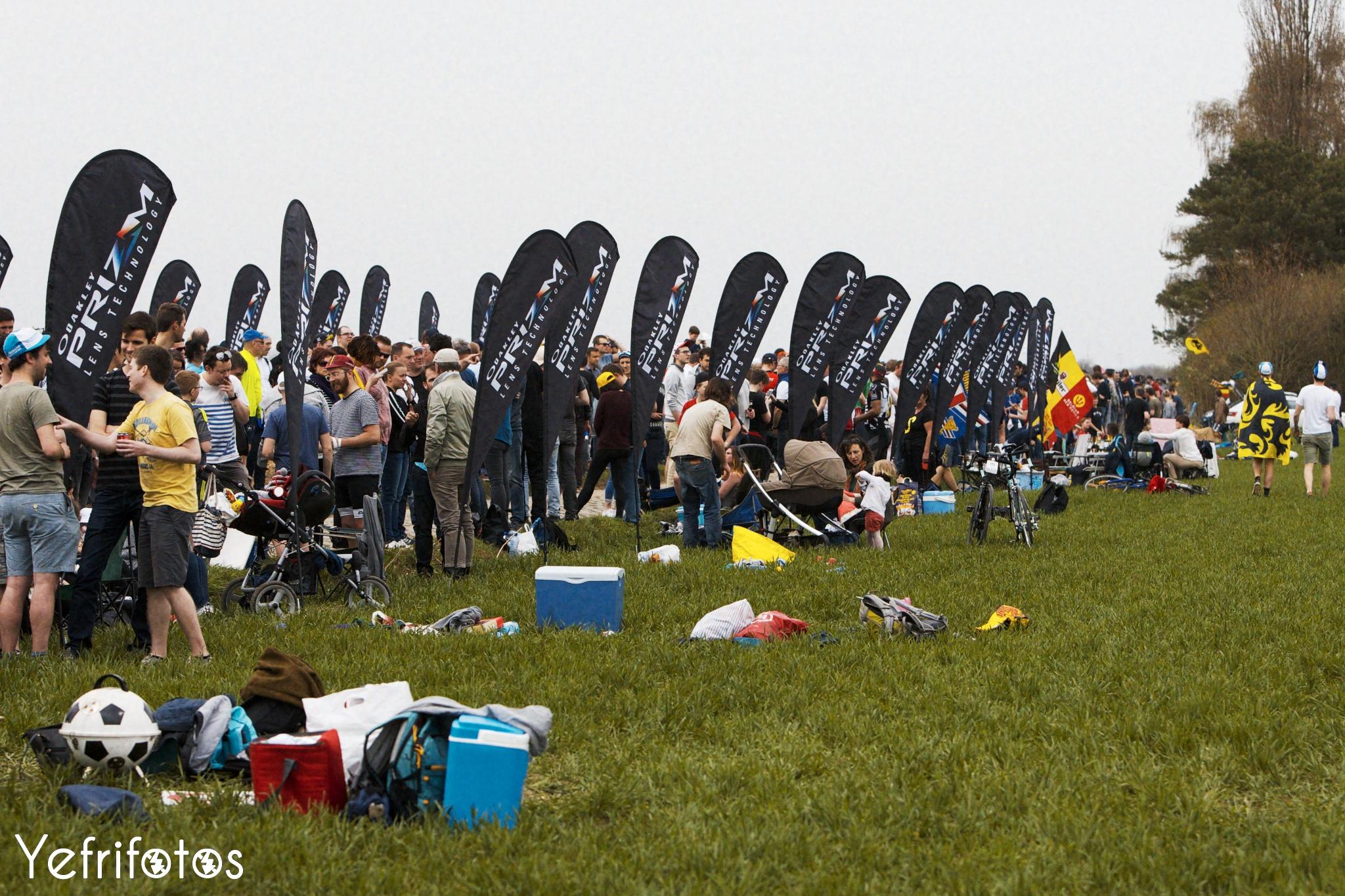 Carrefour de l'Arbre Paris Roubaix