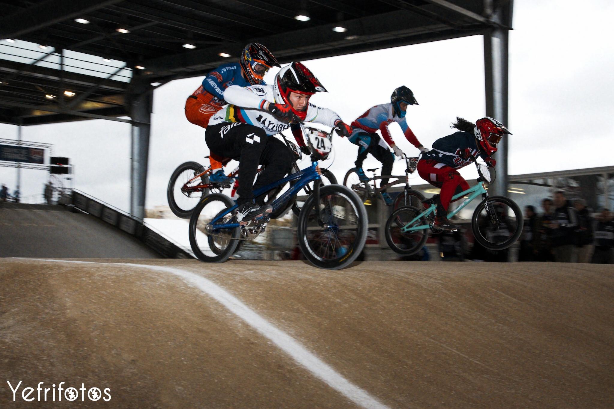 Corben Sharrah Coupe du monde BMX