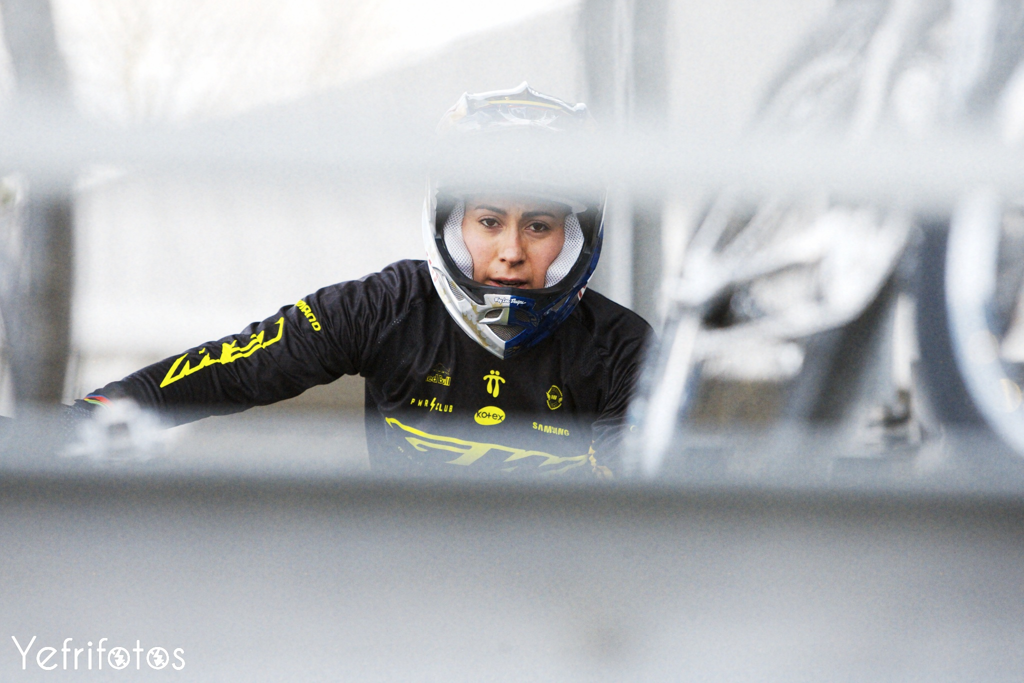 Mariana Pajon BMX Colombia Red Bull