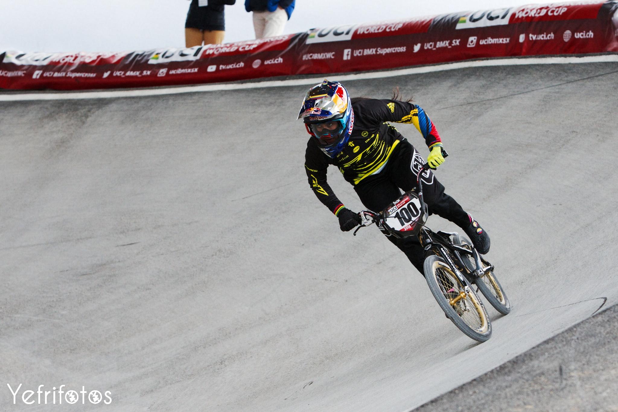 Marina Pajon Colombia BMX Red Bull