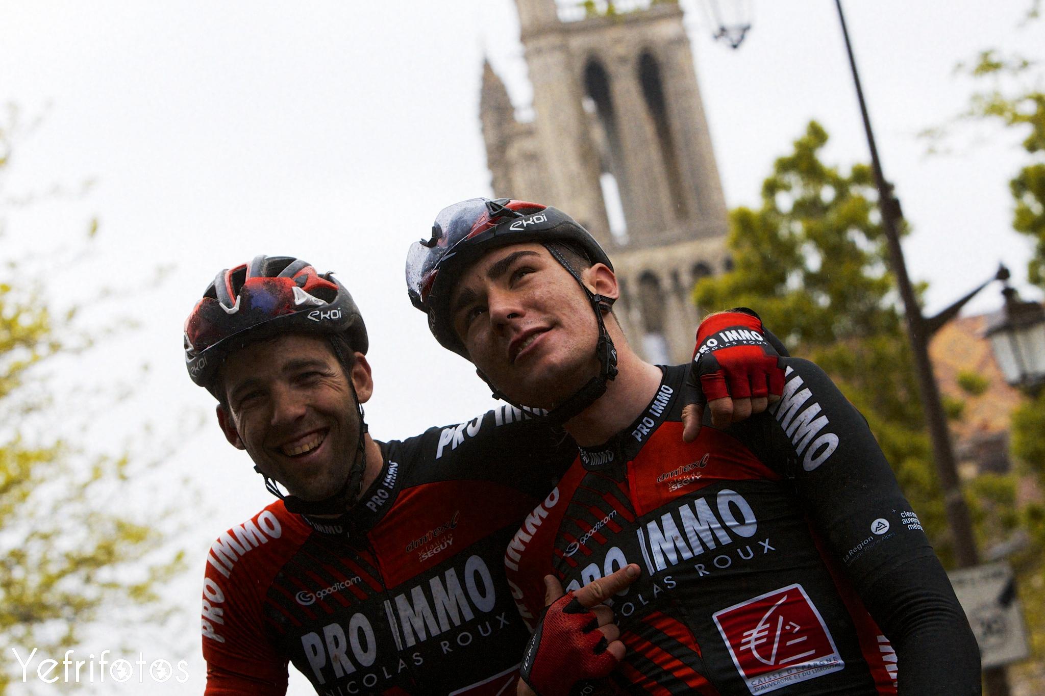 Maxime Roger Team Pro Immo Nicolas Roux