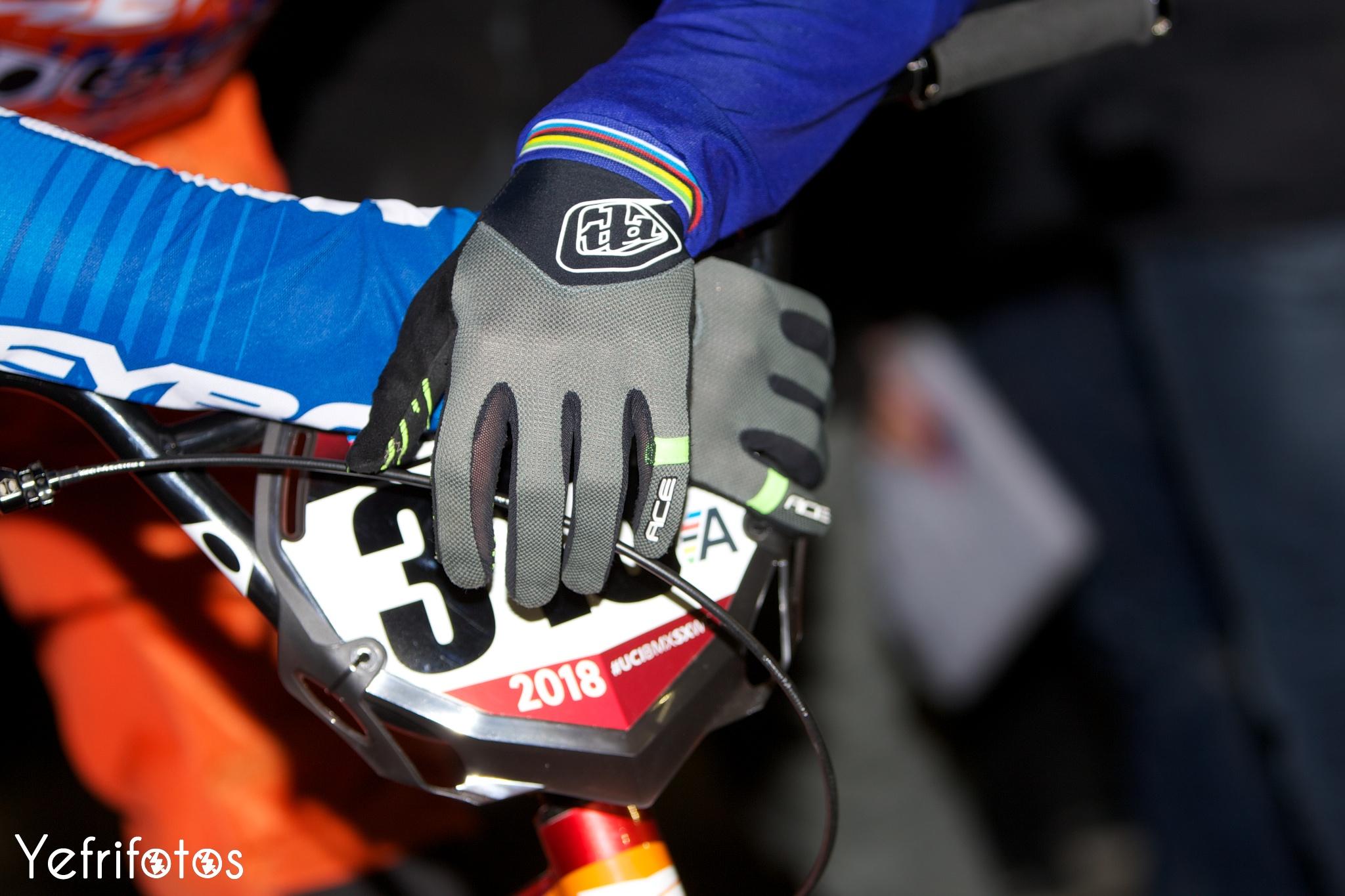 Niek Kimmann BMX World Cup