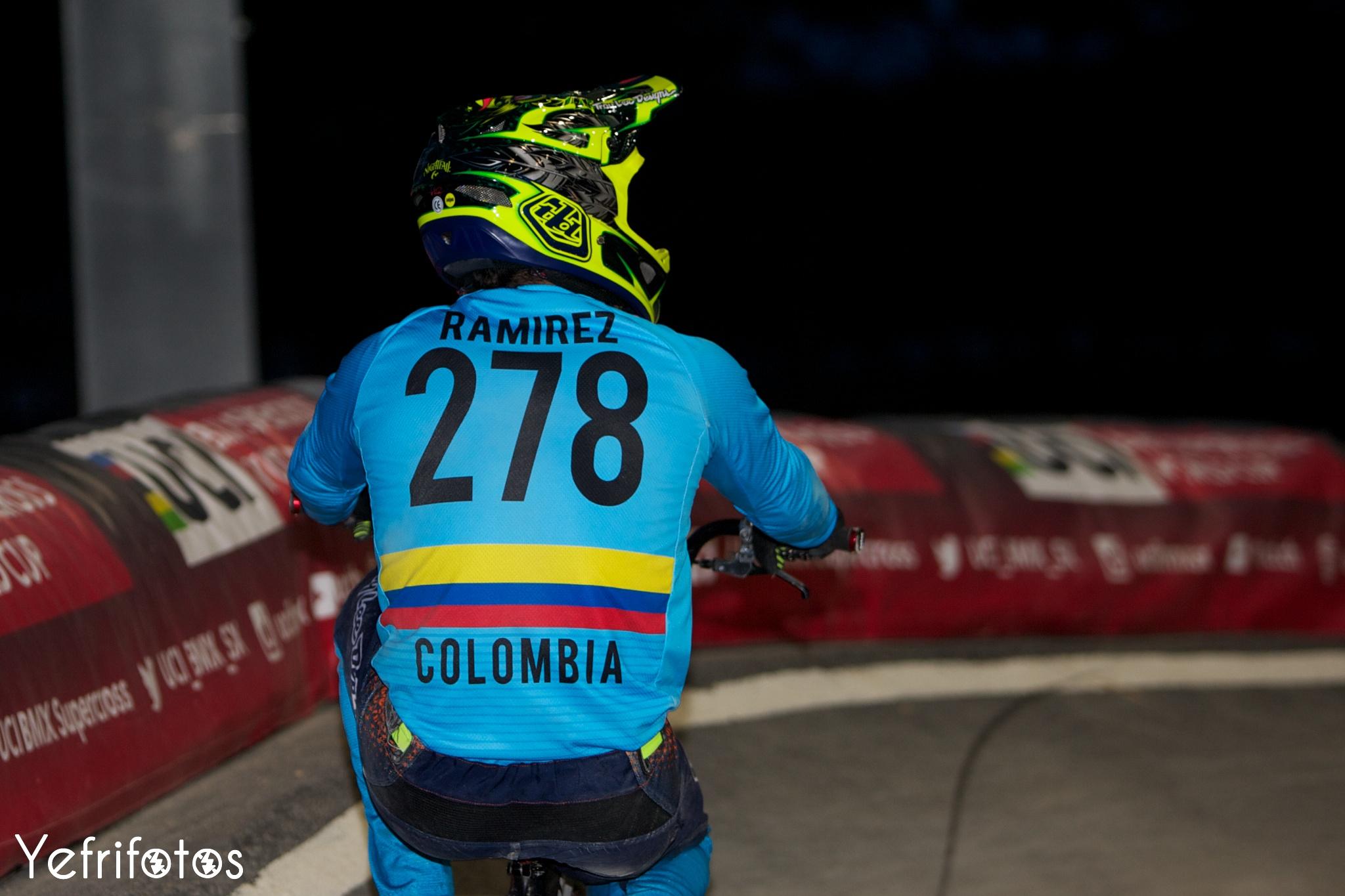 Ramirez Colombia BMX