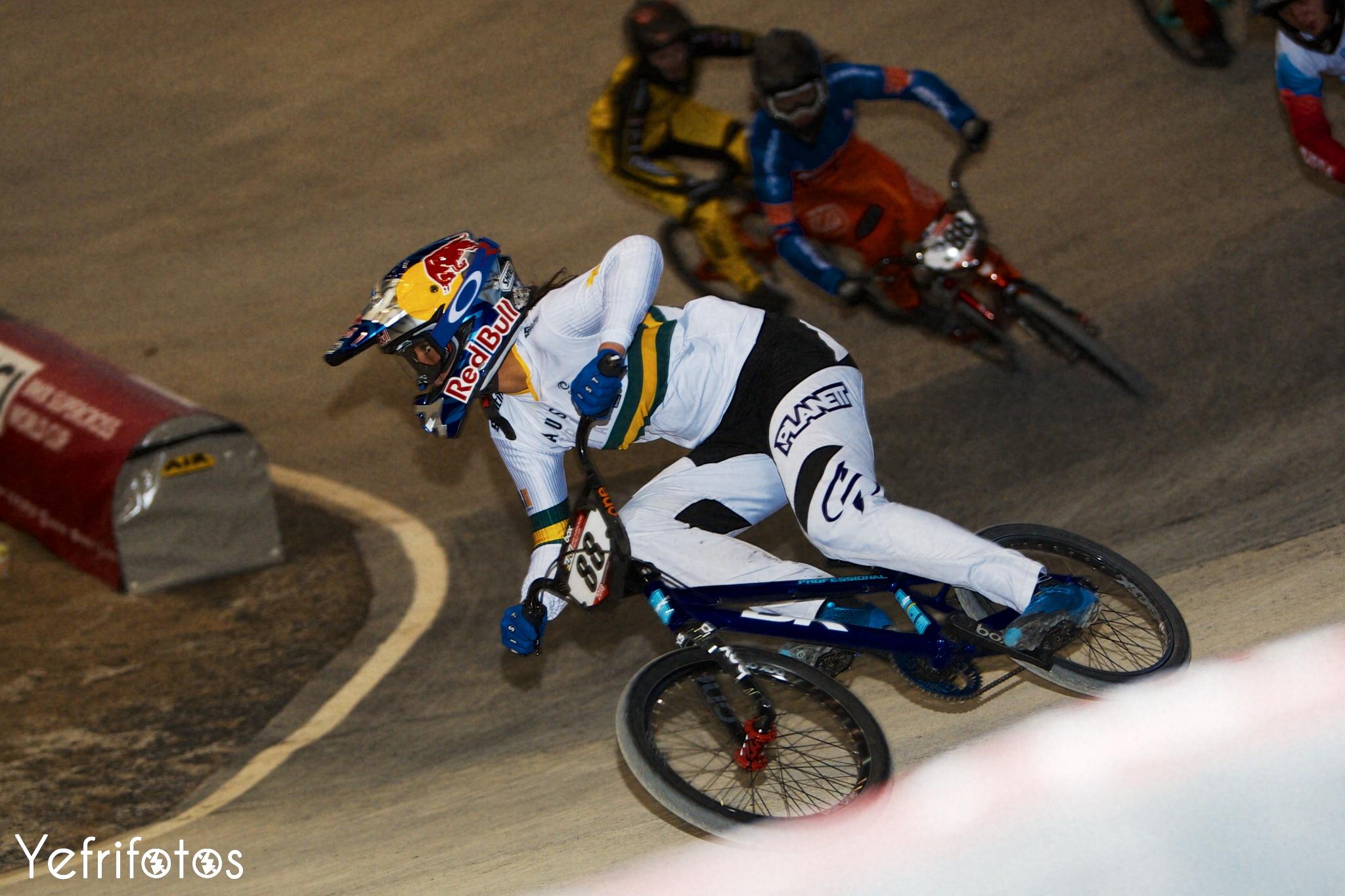 Saya Sakakibara Red Bull Australia BMX