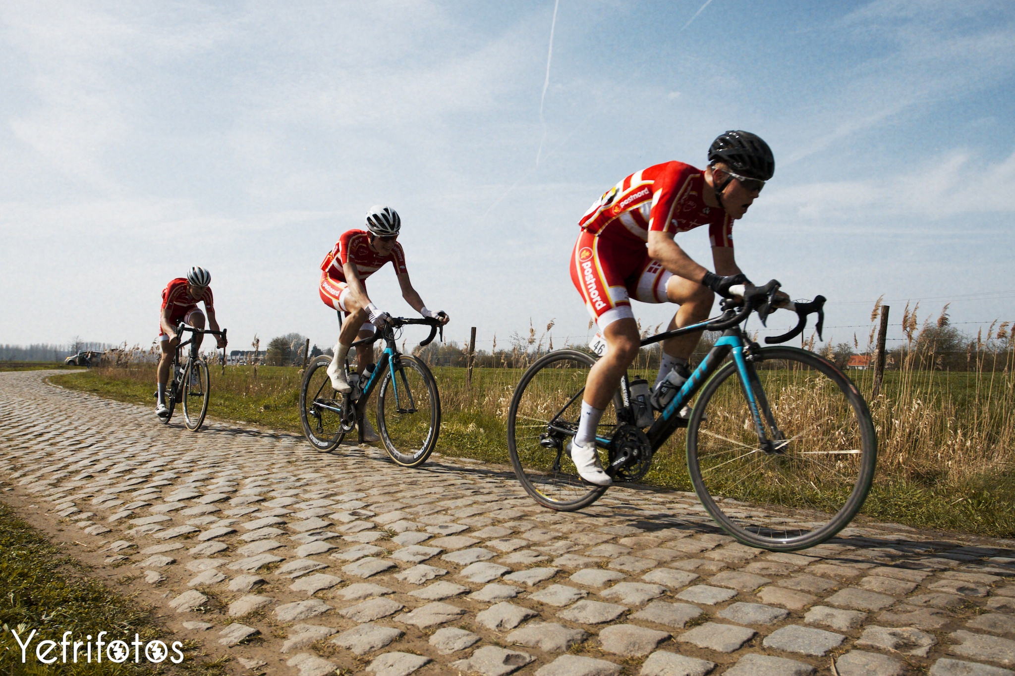 Danemark Paris Roubaix