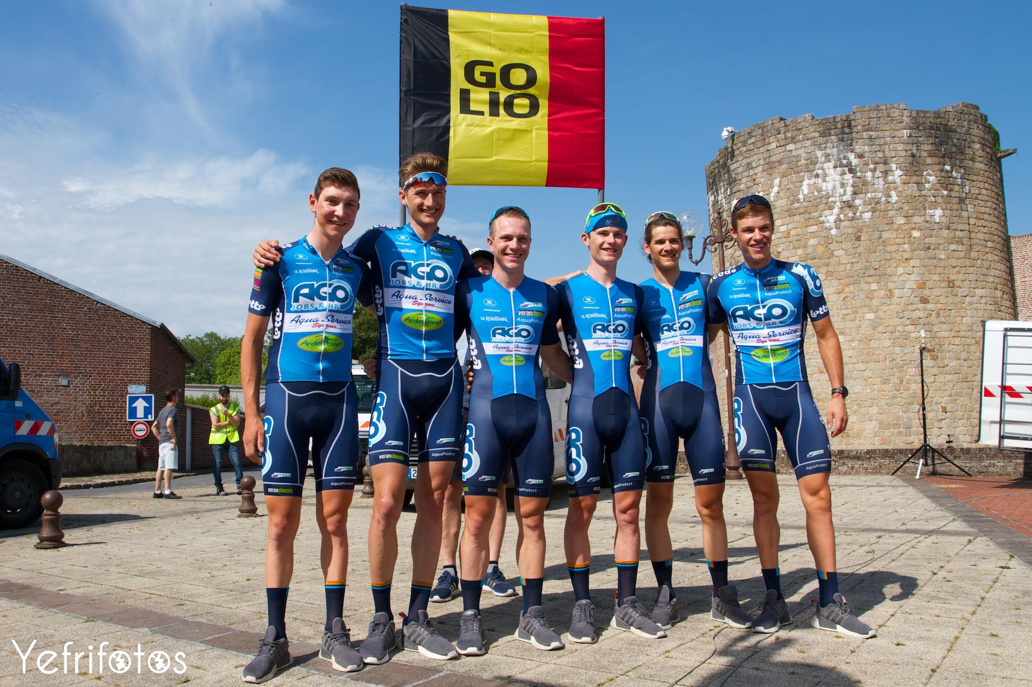 Paris Roubaix 2018 AGO Aqua Service