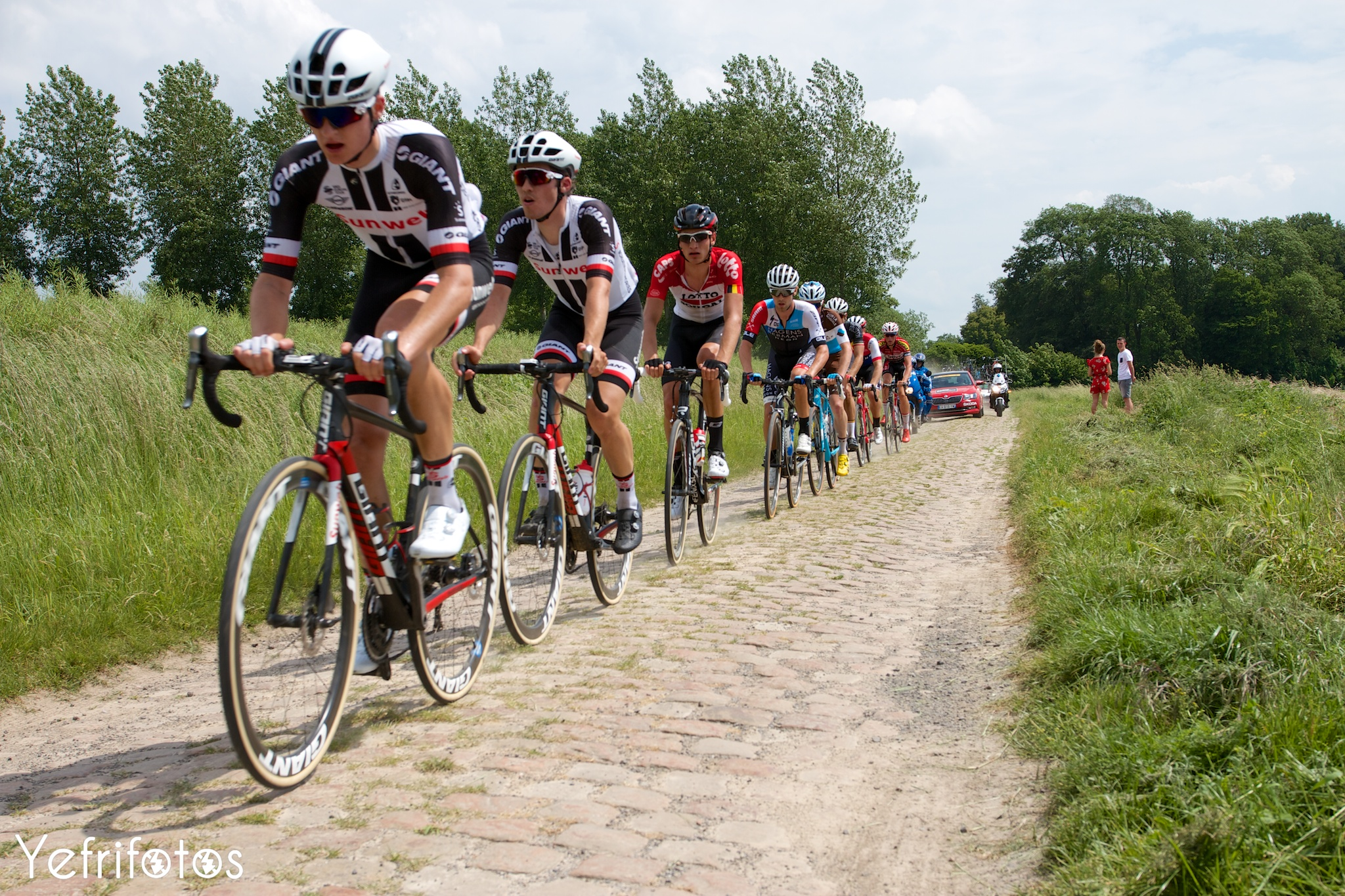 Paris Roubaix 2018