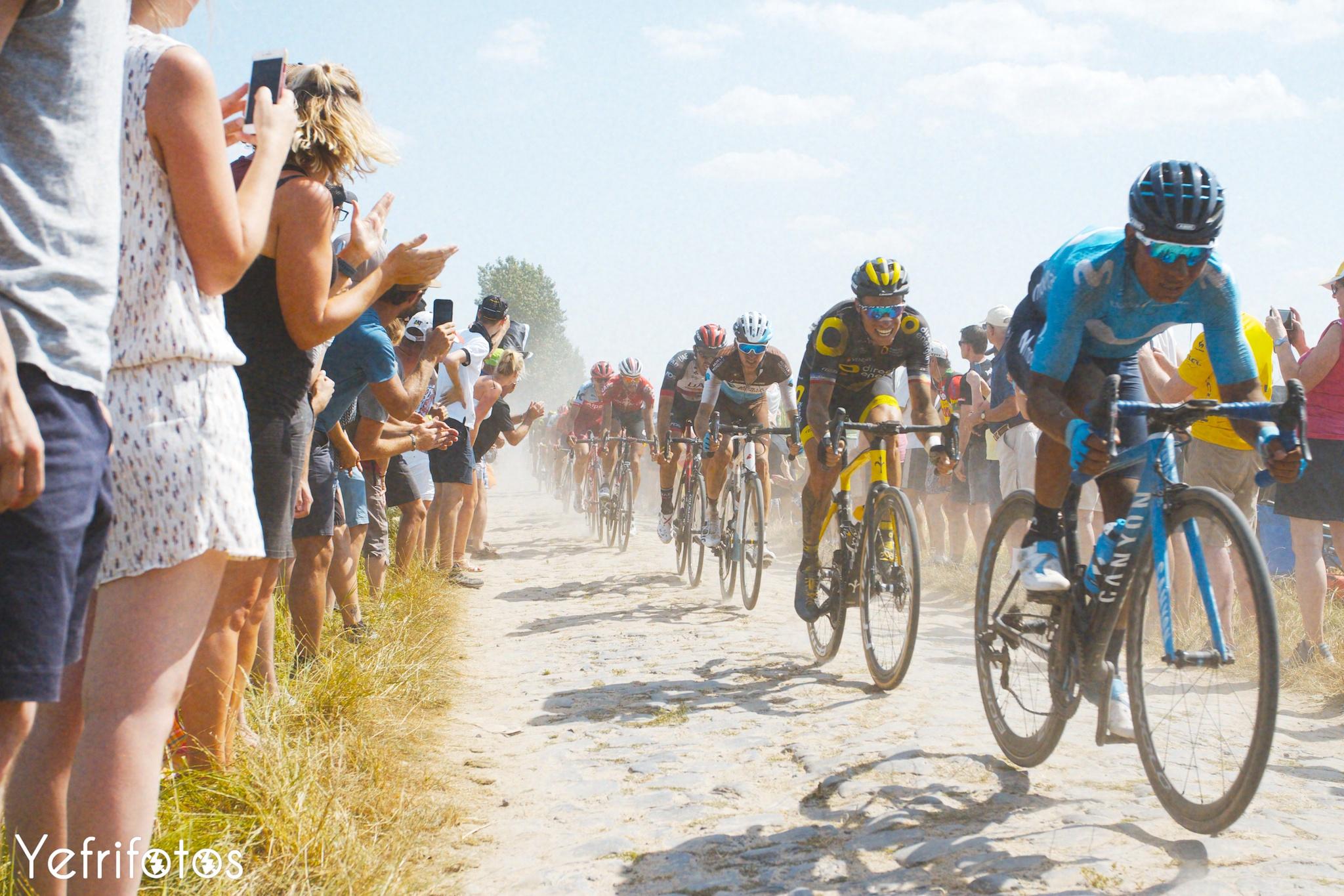 Tour de France 2018 Roubaix